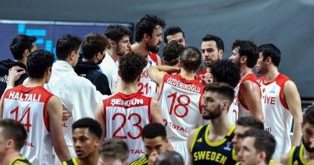Türkiye'nin FIBA Dünya Sıralaması'ndaki yeri değişmedi