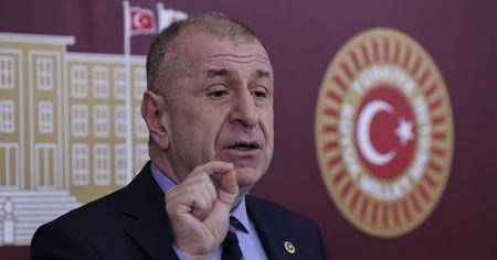 Ümit Özdağ: İYİ Parti'den istifa ediyorum