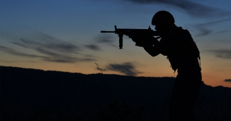 Zeytin Dalı ve Barış Pınarı bölgesinde 2 terörist öldürüldü