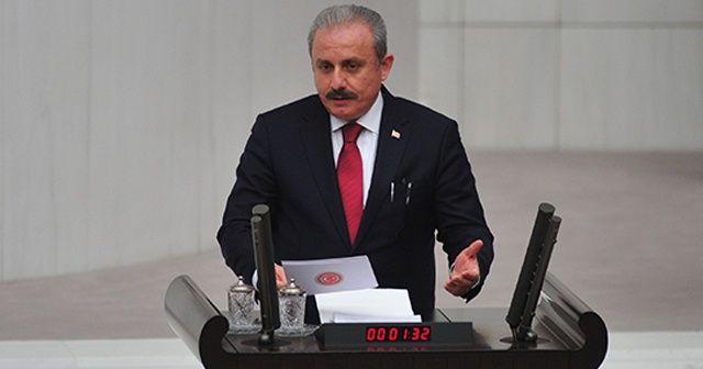 """""""Şentop muhalefete üye sözü verdi"""" iddiasına cevap"""