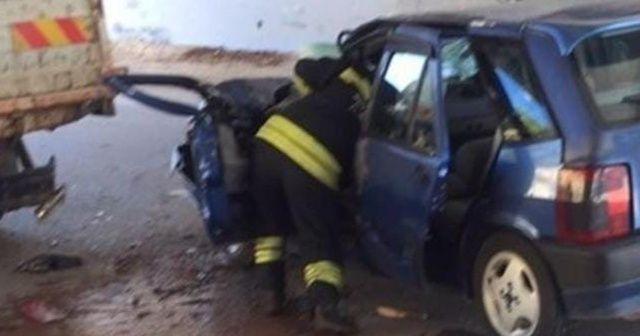 3 çocuk annesi kadın trafik kazasında hayatını kaybetti