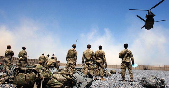 ABD, Afganistan'dan çekilmeye başladı