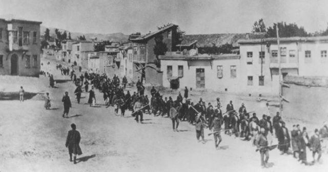 ABD arşivleri Ermeni iddialarını çürütüyor
