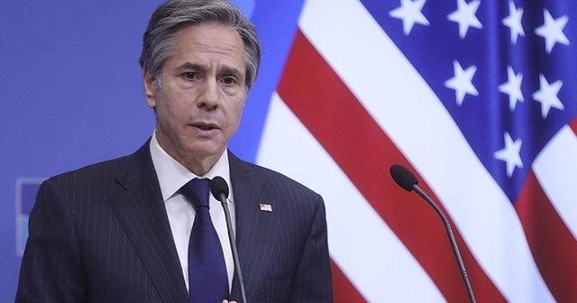 ABD Dışişleri Bakanı Blinken'dan Türkiye ve S-400 açıklaması