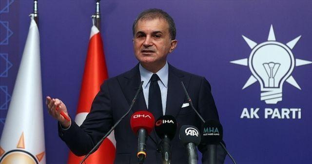 AK Parti Sözcüsü Çelik'ten Hollandalı parlamentere sert tepki