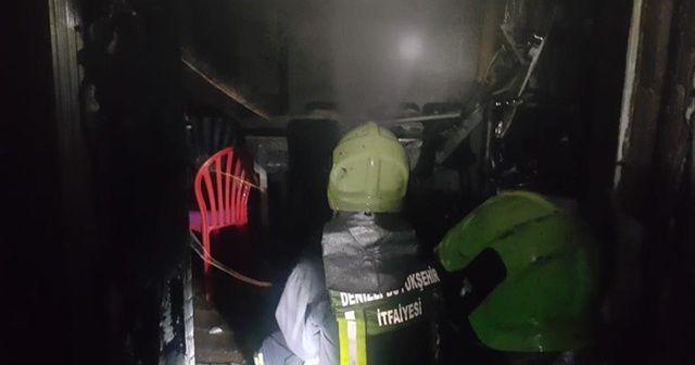 Akşam evi yandı, sabah ormanda ölü bulundu
