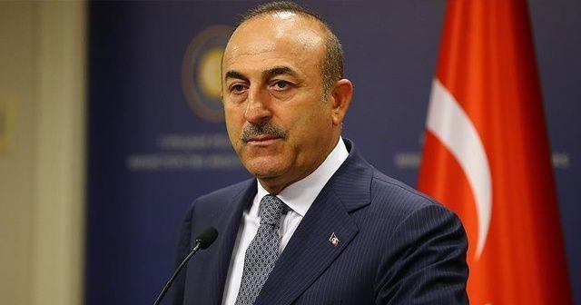 Çavuşoğlu'ndan Rusya'nın uçuş sınırlamasına ilişkin açıklama