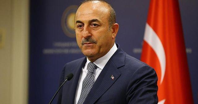 Bakan Çavuşoğlu: Ukrayna'daki son gelişmeleri yakından takip ediyoruz