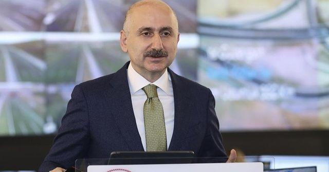 Bakan Karaismailoğlu: En strateji proje Kanal İstanbul olacak