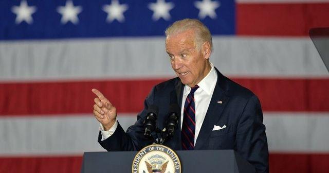 """Biden, yaşanan silahlı şiddet olaylarını """"salgın"""" olarak nitelendirdi"""