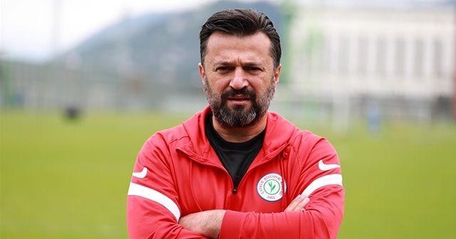 Bülent Uygun: İnşallah Beşiktaş maçını kazanacağız
