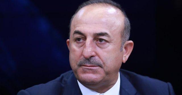 Çavuşoğlu, Uluslararası Kızılhaç Komitesi Başkanı Maurer ile görüştü