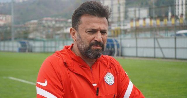 Çaykur Rizespor Bülent Uygun ile çıkışa geçti