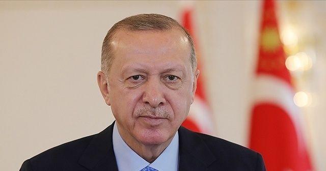 Cumhurbaşkanı Erdoğan: Amacımız bayram sonrası ülkemizi  güzel günler için hazırlamaktır
