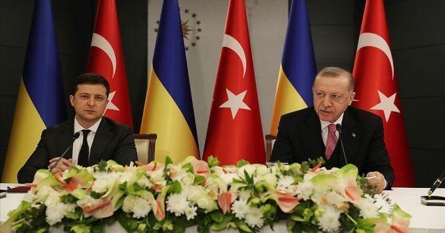 Cumhurbaşkanı Erdoğan'dan net Kırım mesajı