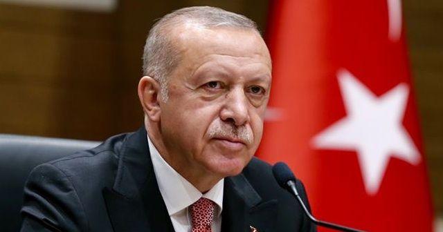 Cumhurbaşkanı Erdoğan: (Emekli amirallerin bildirisi) Bunu kabul etmemiz mümkün değil