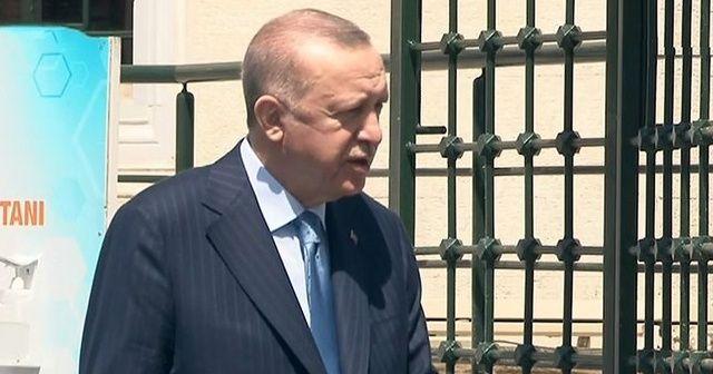 Cumhurbaşkanı Erdoğan: Güney Kıbrıs'a güvenmiyorum