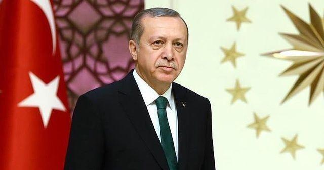 Cumhurbaşkanı Erdoğan, Vjosa Osmani-Sadriu ile görüştü