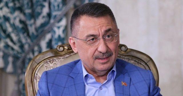 Cumhurbaşkanı Yardımcısı Oktay'dan Kıbrıs açıklaması