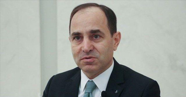 Dışişleri Bakanlığının yeni Sözcüsü Tanju Bilgiç