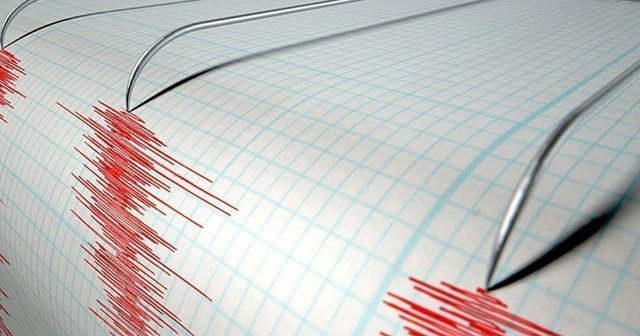 Ege Denizi'nde 4.2 şiddetinde deprem