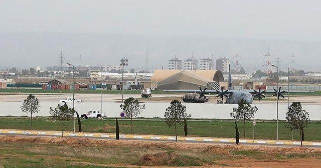 Erbil Uluslararası Havalimanına saldırı