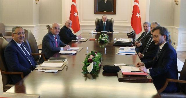 Erdoğan: İftiraya karşı hakikatleri savunacağız