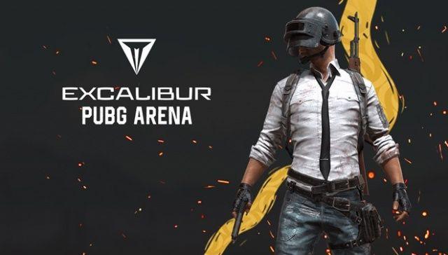 Excalibur PUBG Arena Turnuvası 24 Nisan'da Başlıyor
