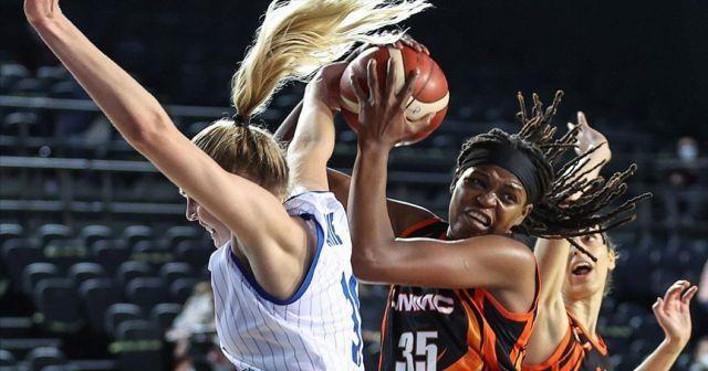 FIBA Kadınlar Avrupa Ligi Dörtlü Finali'nde UMMC Ekaterinburg şampiyonluğa ulaştı