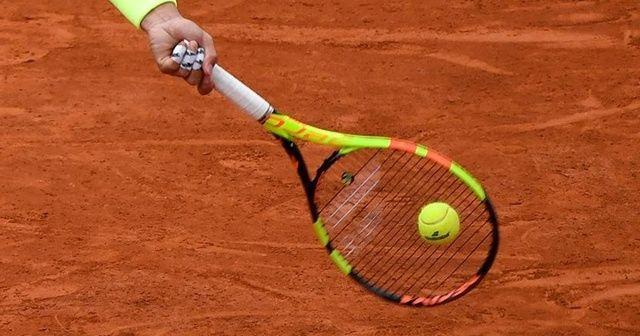 Fransa Açık Tenis Turnuvası bir hafta ertelendi