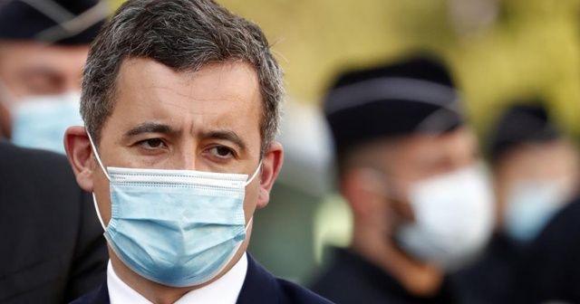 Fransa İçişleri Bakanı Darmanin'den cami saldırılarına tepki
