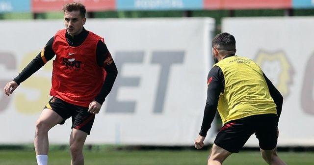 Galatasaray 6 eksikle İzmir yolcusu!