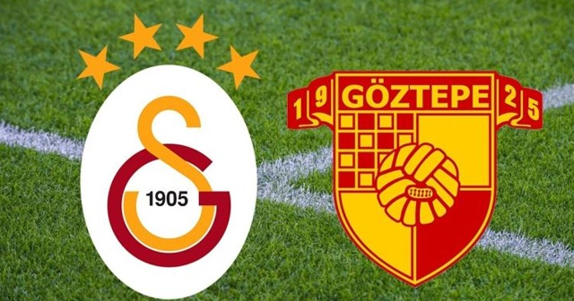 Galatasaray ile Göztepe 58. randevuda