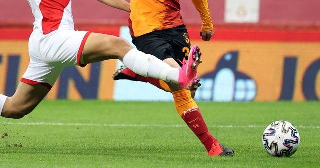 Galatasaray, Süper Lig'in 37. haftasında Antalyaspor deplasmanında