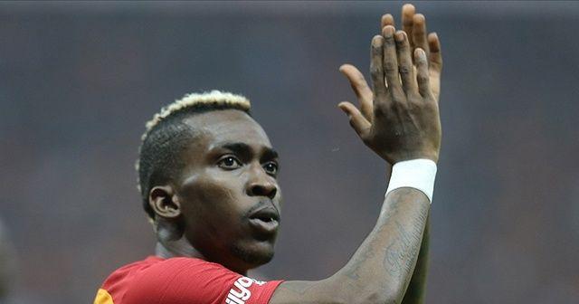 Galatasaraylı futbolcu Onyekuru'nun annesi hayatını kaybetti