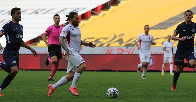 Gaziantep FK-Kasımpaşa: 2-2