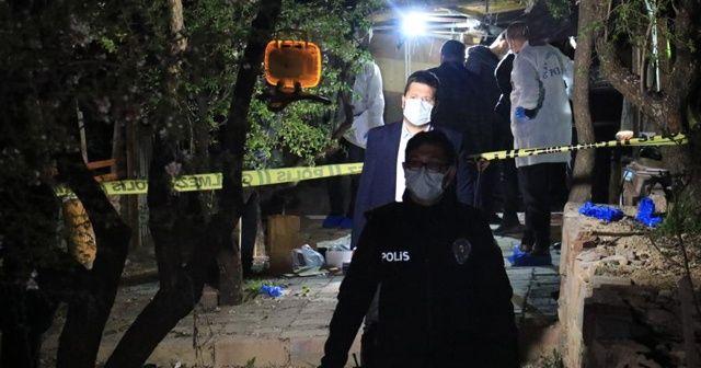 Genç kadın barakada erkek arkadaşı tarafından öldürüldü