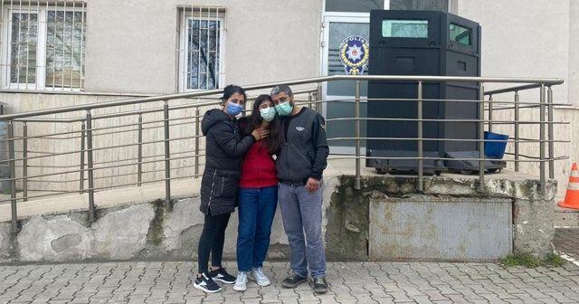 Haber alınamayan 2 kız çocuğu bulundu