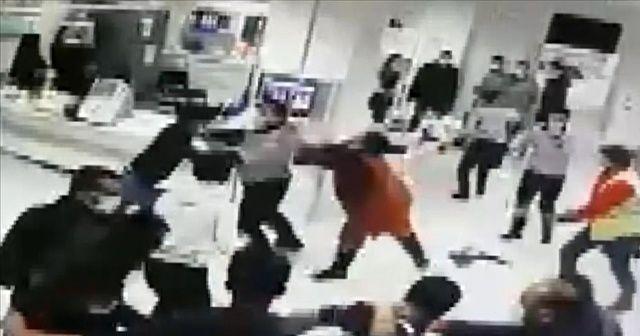 Hastane çalışanlarına saldıran 9 kişiye ceza yağdı