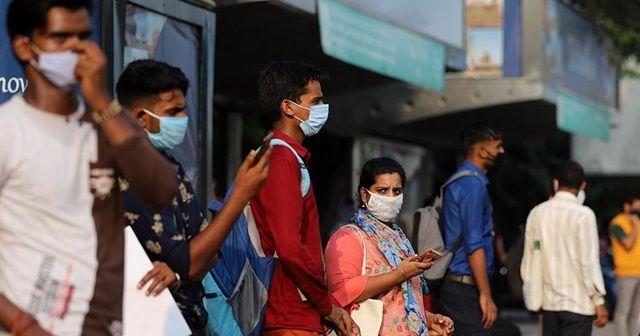 Hindistan'da salgında art arda rekor