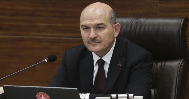 İçişleri Bakanı Soylu'dan tam kapanmayla ilgili açıklamalar
