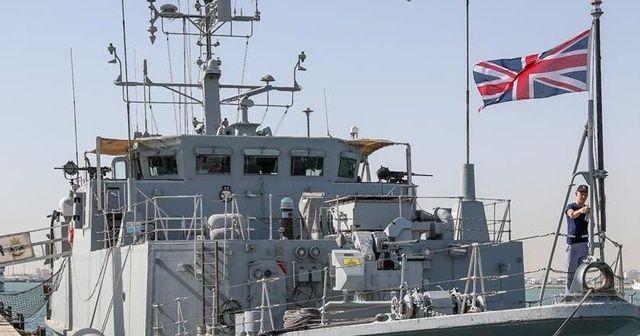 İngiltere Karadeniz'e gemi gönderiyor