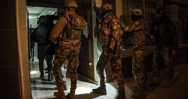 İstanbul'da terör örgütleri El Kaide ve DEAŞ'a operasyon