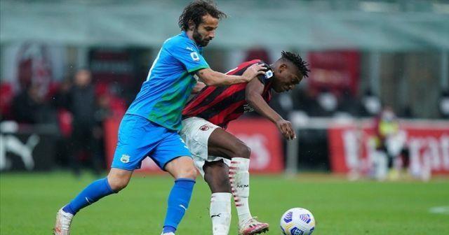 İtalya Serie A'da Milan evinde Sassuolo'ya yenildi