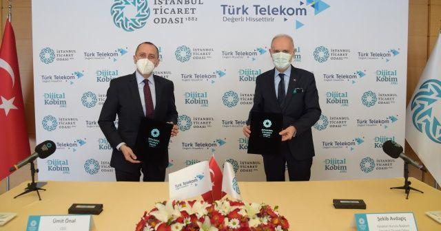 İTO ve Türk Telekom'dan KOBİ'lerin dijital dönüşümüne katkı
