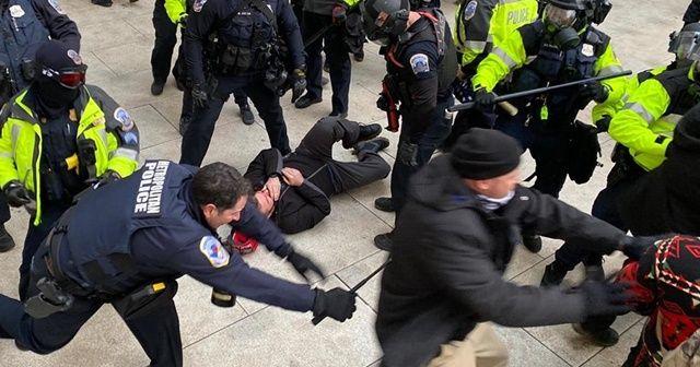 Kongre baskını soruşturması: En az 100 kişi daha gözaltına alınabilir