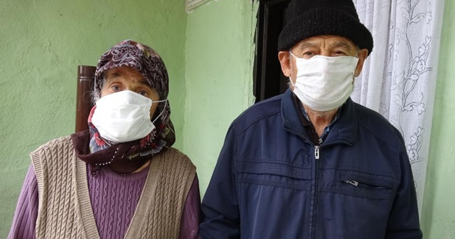 Koronavirüs hastası çifti 'doktorum' diyerek dolandırdılar