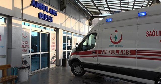 Kovid temaslı 3 çocuk hastaneye kaldırıldı