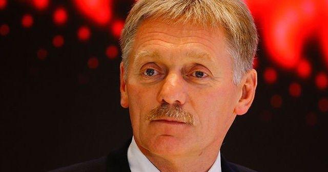 Kremlin Sözcüsü Peskov'dan 'Donbass' açıklaması