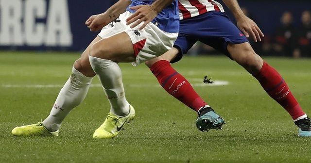 La Liga'da lider Atletico Madrid, Bilbao deplasmanında kaybetti